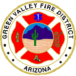 Green Valley Fire District Logo