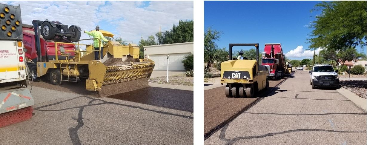 Pavement Preservation side by side